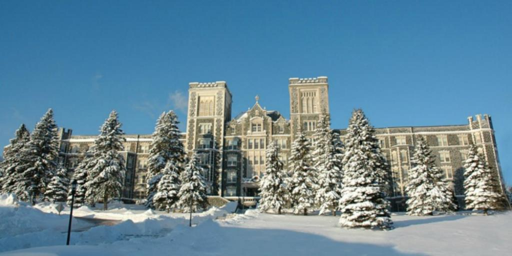 College of St. Scholastica Tower Hall